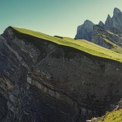 Красивые горы в фотографиях Lukas Furlan