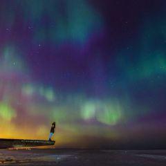 Невероятные фотографии из путешествий влюбленной пары