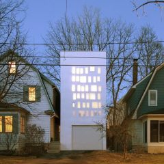 Необычный дом компании PARA-Project