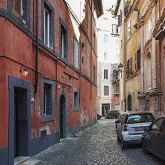 Квартира в Риме площадью 7 квадратных метров