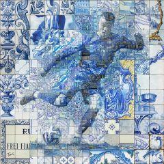 Криштиану Роналду на иллюстрациях Charis Tsevis