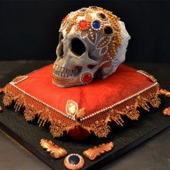 Жуткие и красивые торты Annabel de Vetten