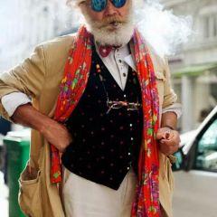 20 пенсионеров, которые выглядят лучше молодых парней
