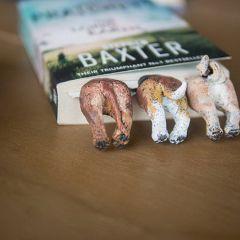 Веселые закладки для книг Олены Мисник