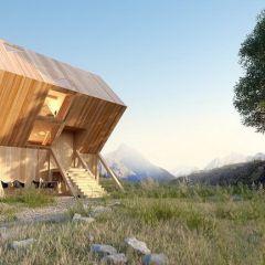 Дизайнерский дом в Италии