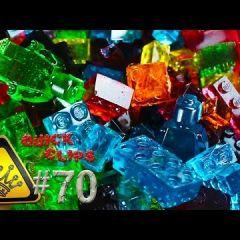 Съедобные кубики Лего