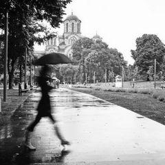 Современный Белград в фотографиях Ozan Doğan