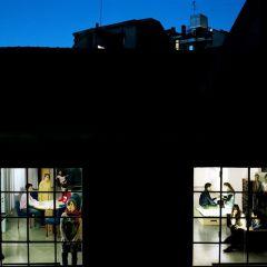 Фотопроект «Через окно» Giorgio Barrera