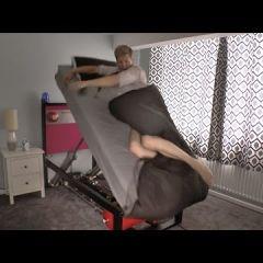 Кровать для тех, кто всегда просыпает