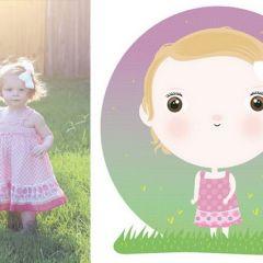 Рисунки детей Maria Jose Da Luz