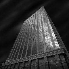 Черно-белые фотографии Ben Rea