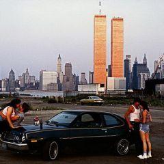 Нью-Йорк 1983 года в фотографиях Thomas Hoepker