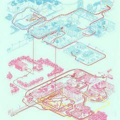 Карты к лучшим фильмам поп-культуры: проект Andrew DeGraff