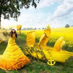 Волшебные фотографии Kirsty Mitchell