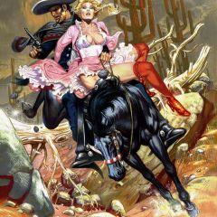 Вызывающие иллюстрации Rafael Gallur
