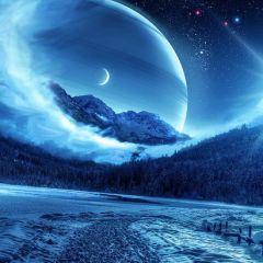 Невероятные космические картины QAuZ