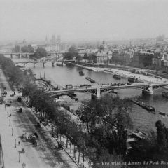 Париж в середине XIX века