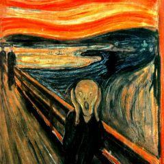 20 удивительных картин Эдварда Мунка