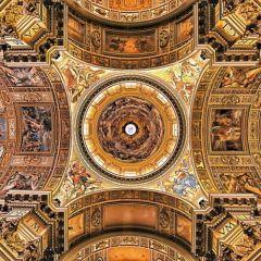 Удивительная красота соборов Рима