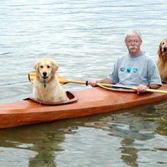 Каяк для любителей животных: изобретение David Bahnson