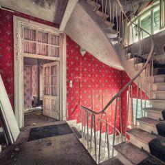 Заброшенные здания в фотографиях Matthias Haker
