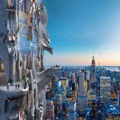 Необычный проект небоскреба Mark Foster