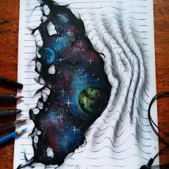 3D-рисунки 16-летнего школьника Jo?o Carvalho