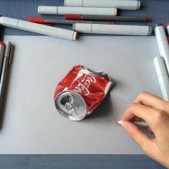 Невероятные рисунки 19-летнего Sushant S Rane