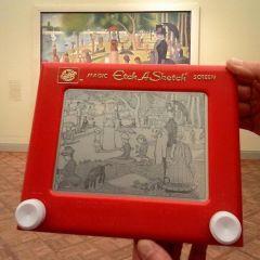 """Шедевры мировой живописи на """"Волшебном экране"""""""