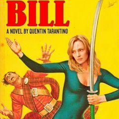 Обложки книг в стиле фильмов Тарантино