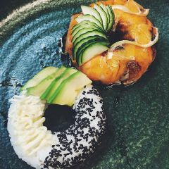 Пончик-суши: новый тренд в кулинарии