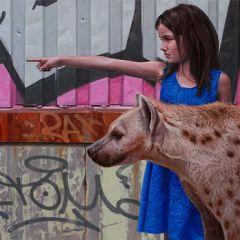 Дети и животные в картинах Kevin Peterson