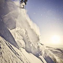 Спорт и снег: фотографии Markus Berger