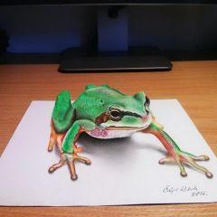 Обалденные 3D-рисунки Nikola Čuljić