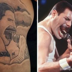15 действительно ужасных татуировок