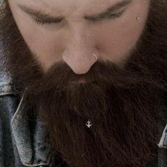 Брошки для бороды: изобретение Krato Milano