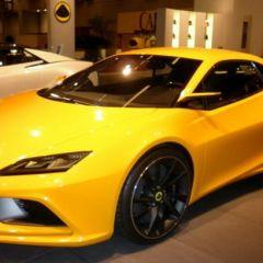 Спорткары Lotus: быстрые и красивые