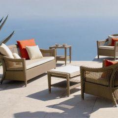 Мебель из искусственного ротанга для дома и дачи
