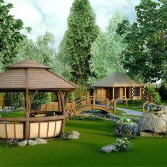 Ландшафтный дизайн: как превратить участок в райский сад?