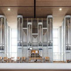 Музыкальные органы в фотографиях Robert G?tzfried