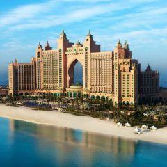 Отели ОАЭ: роскошь и великолепие Востока