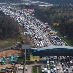 Пропуск на МКАД: как проехать в Москву на грузовике