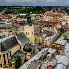 Львов: самый европейский город Украины
