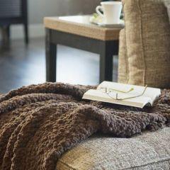 Плюшевые пледы: элементы домашнего уюта