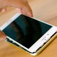 Если в вашем iPhone разбился экран: чиним недорого
