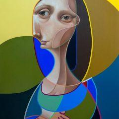 Современные портреты женщин Miguel Angel Belinchon