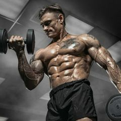 Магазин силового спорта: чтобы мышцы росли каждый день