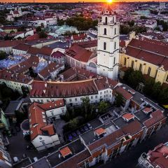 Красота Литвы в фотографиях Martynas Charevičius