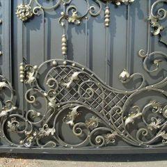 Художественная ковка: для дома и сада