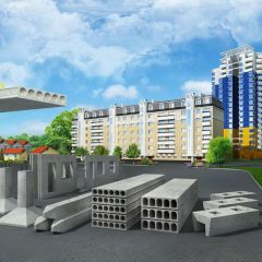 Строительство из ЖБИ: надежно и недорого